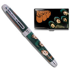 ACME Beatles Rubber Soul Pen and Card Case Limited Edition Set