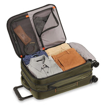 "Load image into Gallery viewer, BRIGGS & RILEY ZDX 22"" CARRY-ON EXPANDABLE SPINNER"