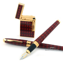 Load image into Gallery viewer, S.T. Dupont Vertigo II Limited Edition 3-Piece Matching Number Set
