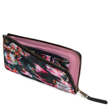 Load image into Gallery viewer, Herschel Jack Wallet Large- Pixel Floral