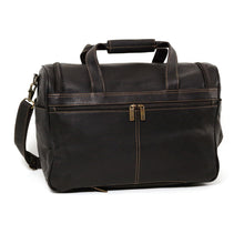 Load image into Gallery viewer, DayTrekr Leather Club Bag