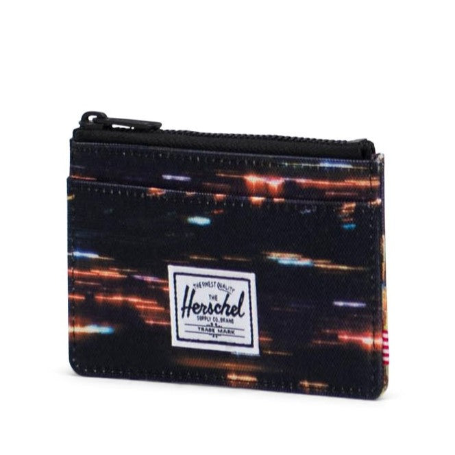 Herschel Supply Co. RFID Oscar Wallet - Night Lights