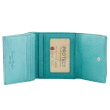 Load image into Gallery viewer, Osgoode Marley Leather Ultra Mini Wallet