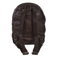 Load image into Gallery viewer, Scully Antique Leather Backpack