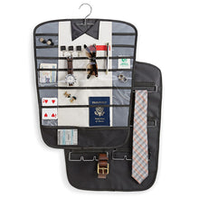 Load image into Gallery viewer, The Butler - Men's Accessory Organizer