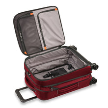 "Load image into Gallery viewer, Briggs & Riley ZDX 21"" International Carry-On Spinner"