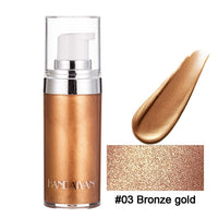Metallic Liquid Face & Body Luminizer Shimmer Makeup