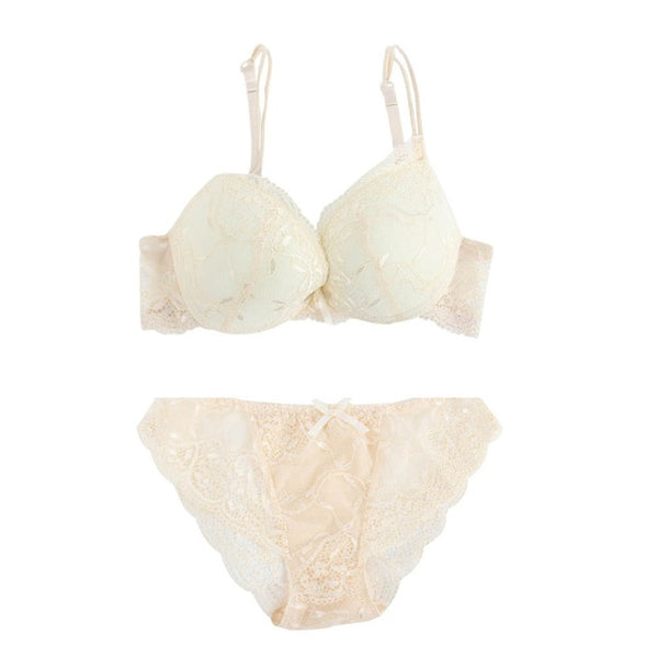 Push-Up Bra Set Pantie