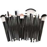 25 Pcs Professional Brush Set