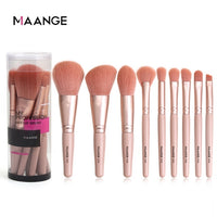 MAANGE 7/9pcs Brush Set