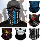 Hot Sales Magic Scarf Outdoor Headwear Bandana Sport Tube UV Face Mask Workout Hiking Neck Cover For Womens And Mens