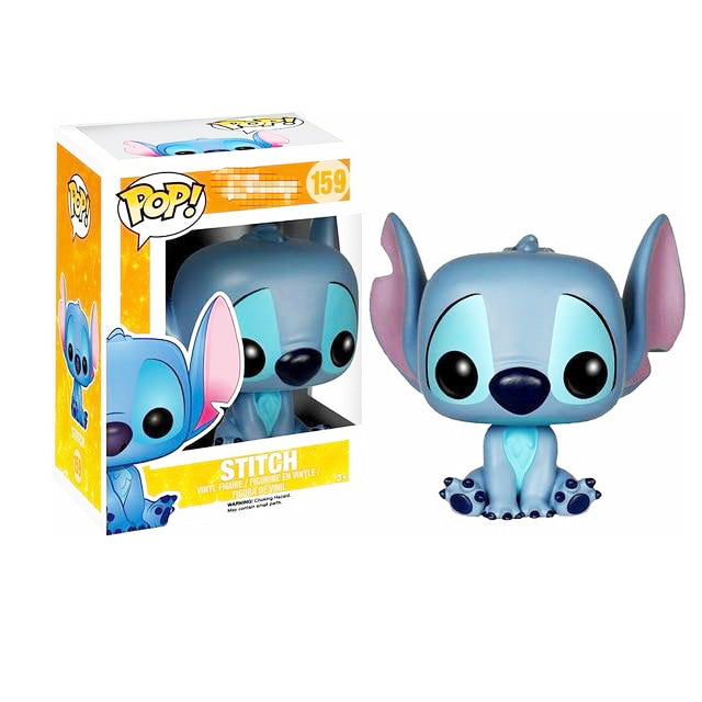 Figurine pop stitch