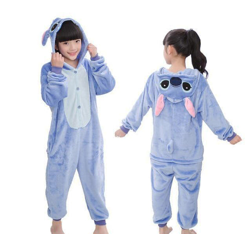 Pyjama Stitch enfants