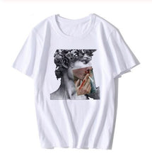 Load image into Gallery viewer, Michelangelo Smokes T Shirt