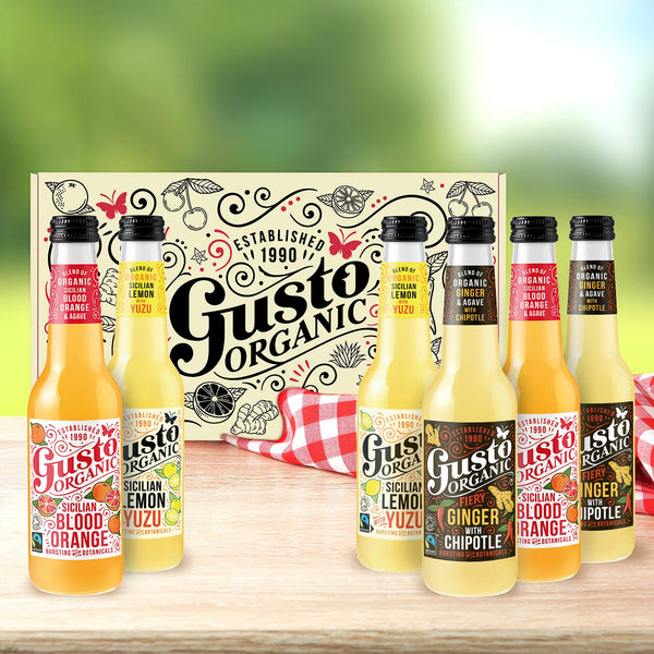 Gusto Organic Summer Burst Pack