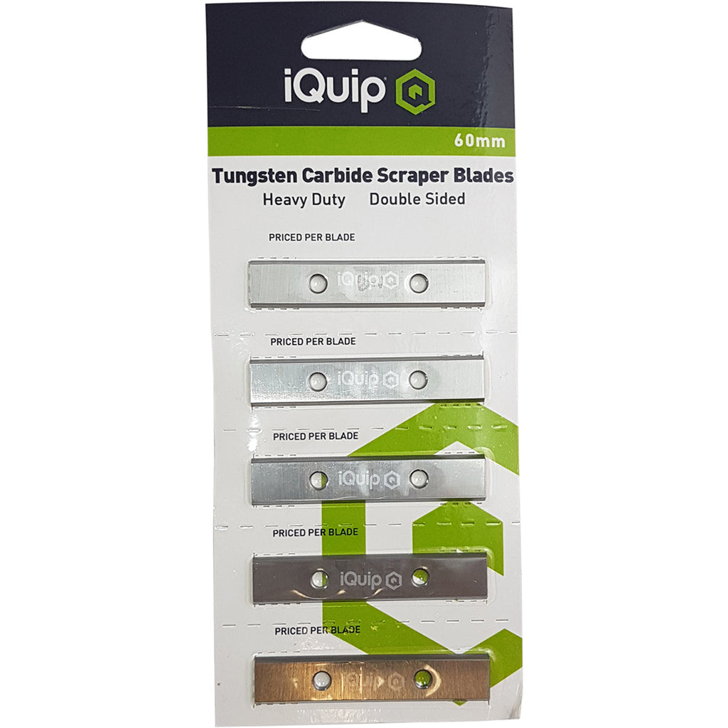 iQuip Tungsten Carbide 60mm blade