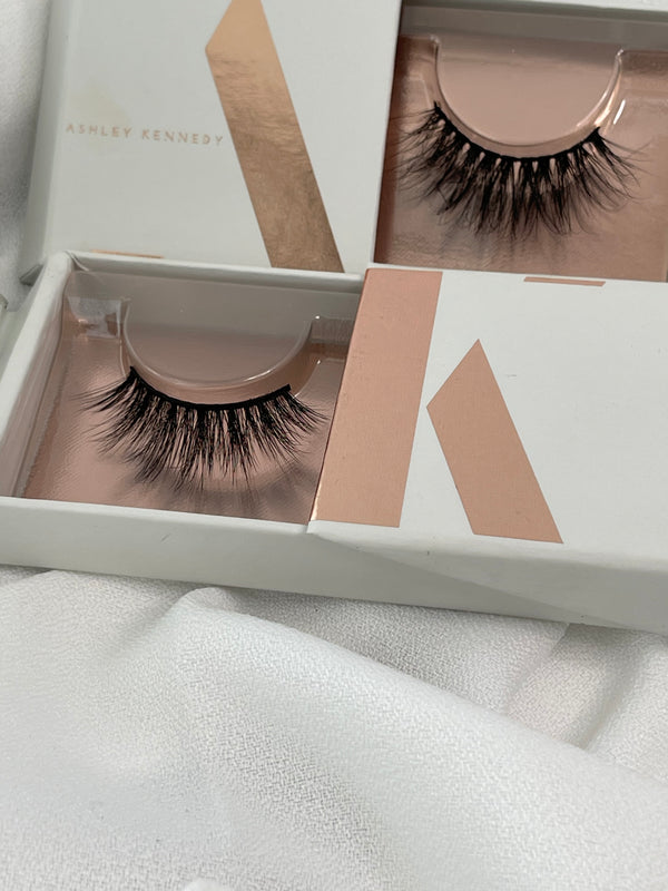 The Soft Glam Lash Set