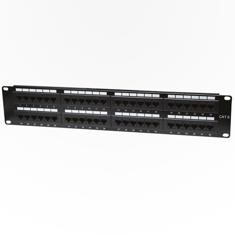 System Max Patch Panel 48 PORT - CAT6