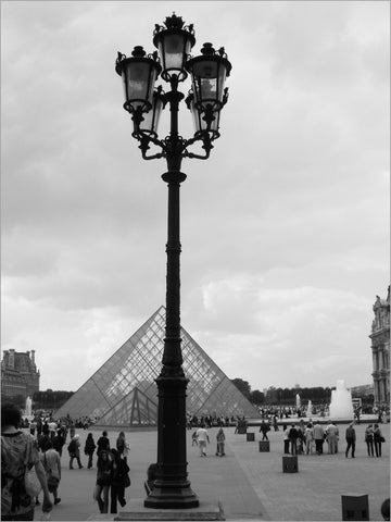Twelve Months Travel - Paris