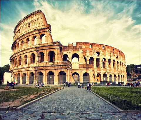 Twelve Months Travel - Part Two - Rome, Italy