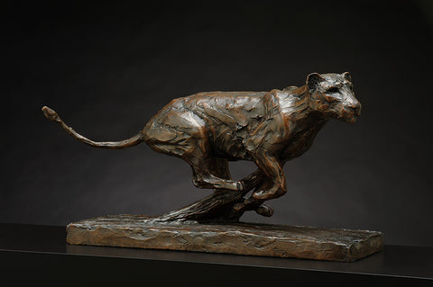 Bruce Little Bronzes