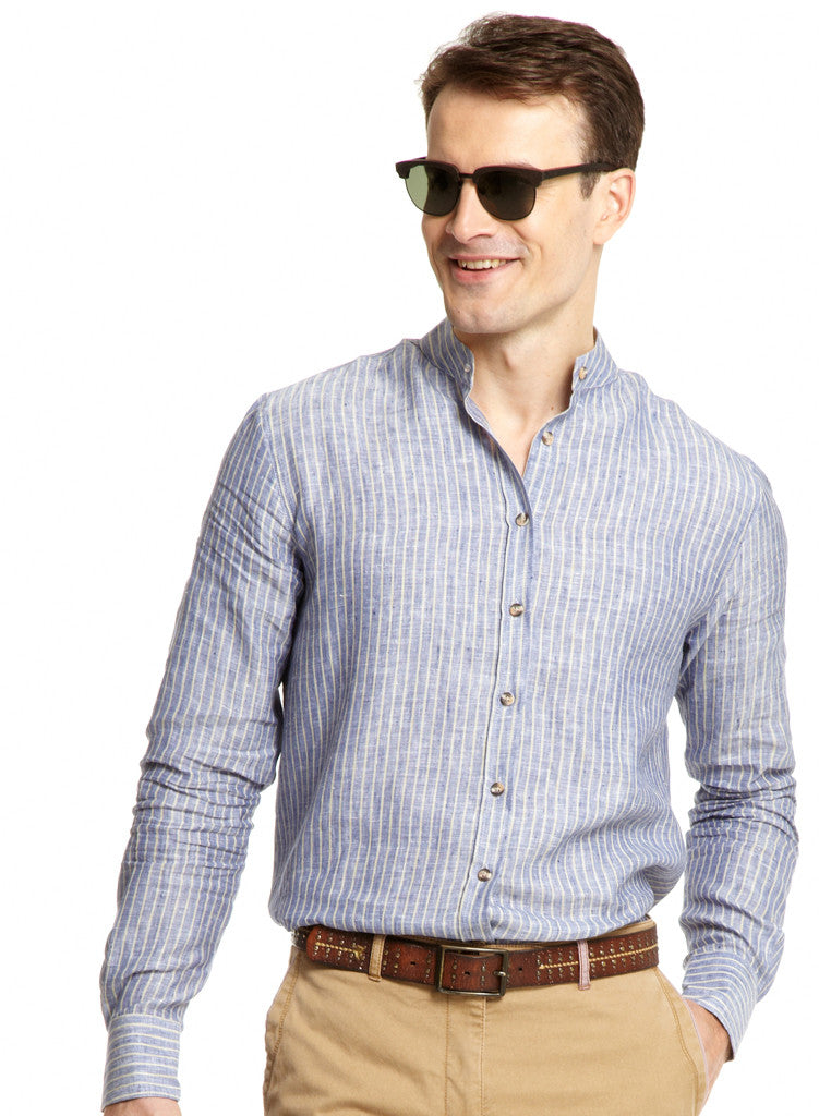 Shop mens collarless shirts at tennesseemyblogw0.cf Free Shipping and Free Returns for Loyallists or Any Order Over $!