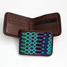 Load image into Gallery viewer, Handwoven Leather Wallet