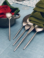 VIBHSA Flatware Stainless Steel Set of 20