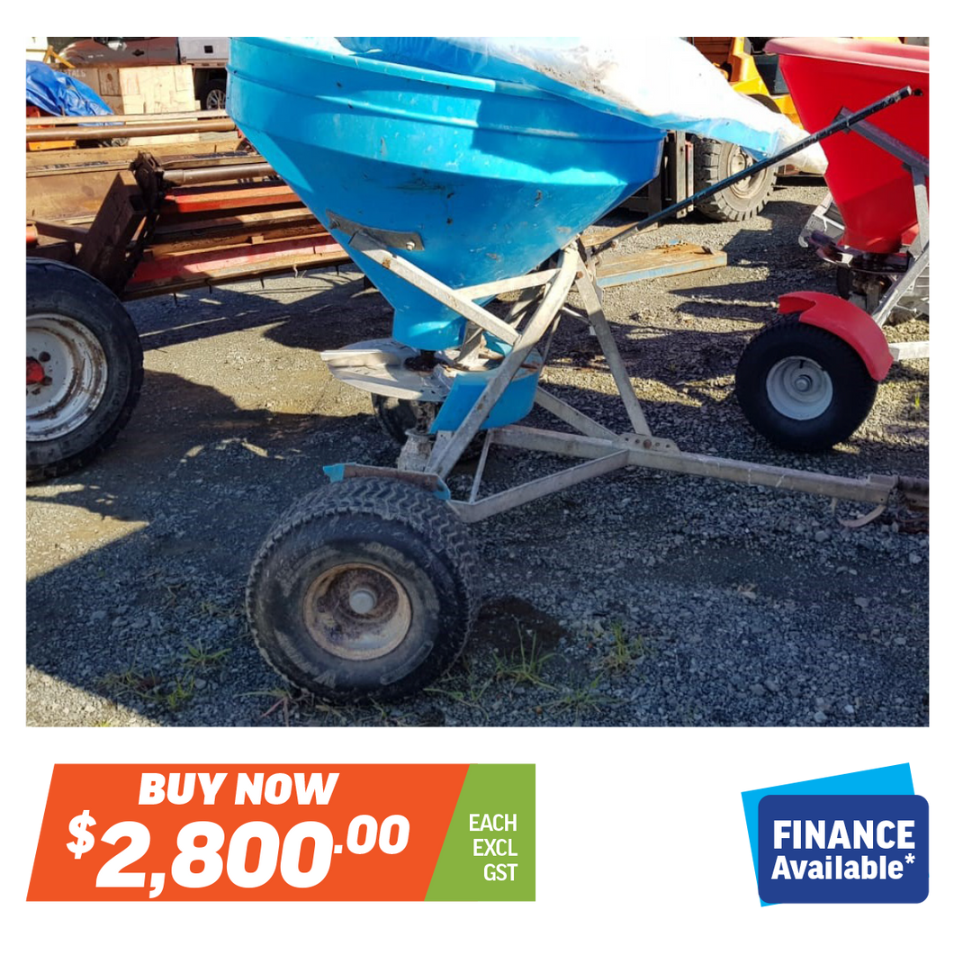 Lot 18. Used Bertolini Fertiliser Spreader
