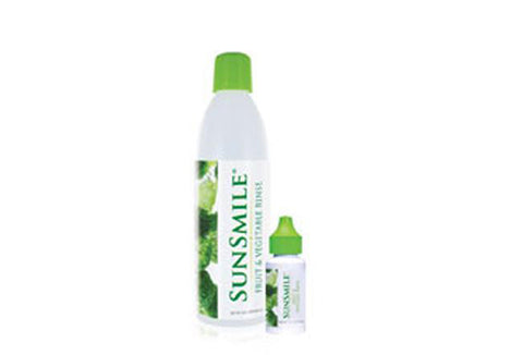 Fruit Rinse & Vegetable Rinse - 1 fl. oz