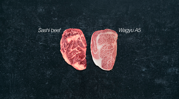 SASHI BEEF: Wagyu Beef of the North?