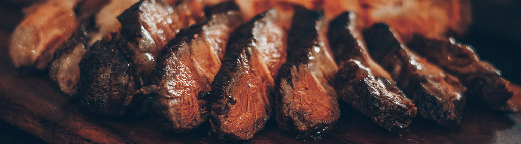 Picture of sliced beef