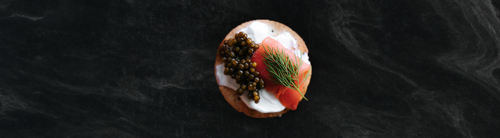 Picture of Royal Belgian Caviar on toast