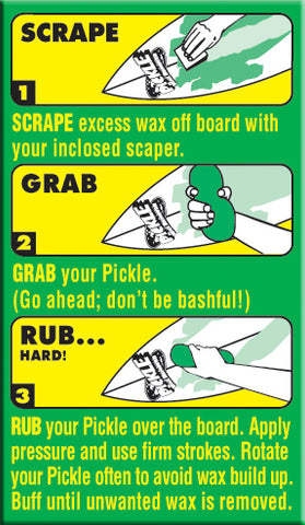 Pickle instructions