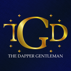 The dapper gentleman logo