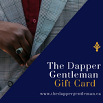 Load image into Gallery viewer, The Dapper Gentleman Gift Card