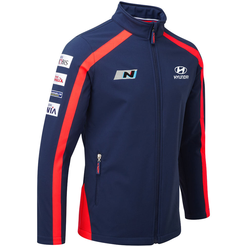 Hyundai Motorsport Team Replica Men's Softshell Jacket