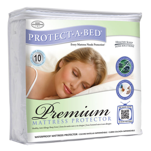 Premium Mattress Protector: CLEARANCE - 25% OFF