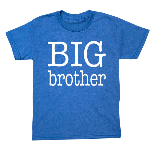 Type Font Big Brother T-Shirt