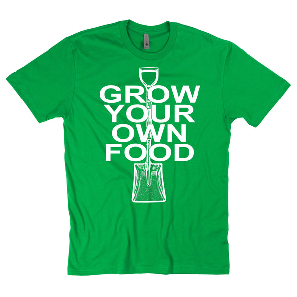 Grow Your Own Food Unisex T-Shirt