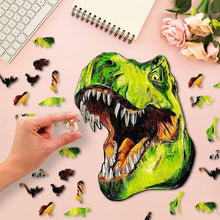 Load image into Gallery viewer, Dinosaur Jigsaw Puzzle