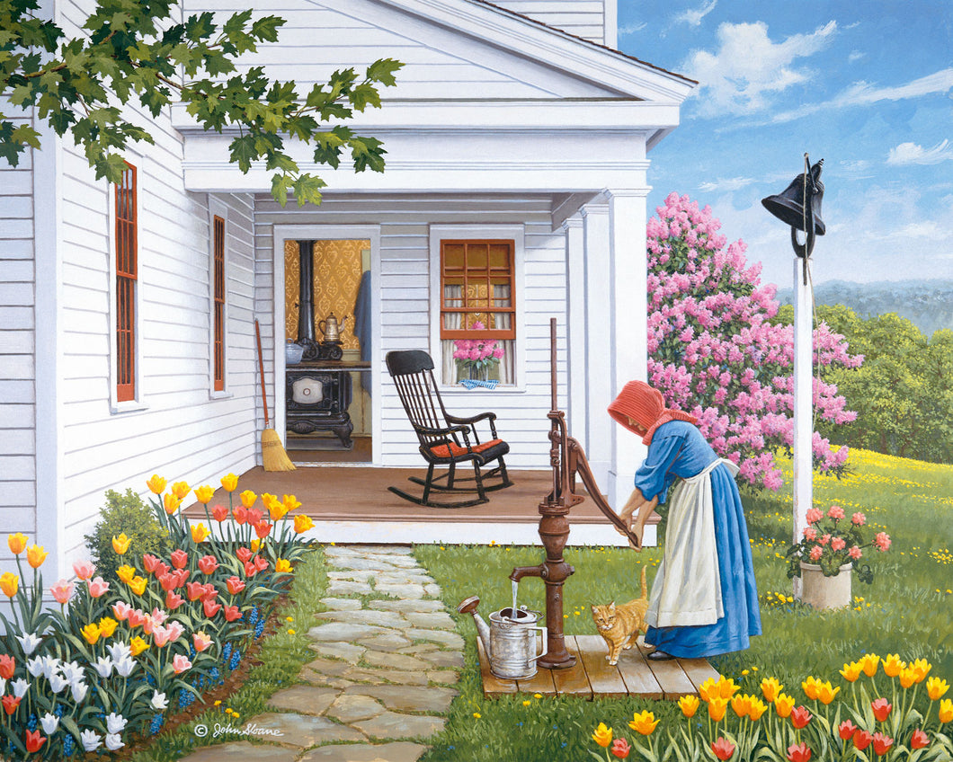 Labor of Love - Puzzle by John Sloane