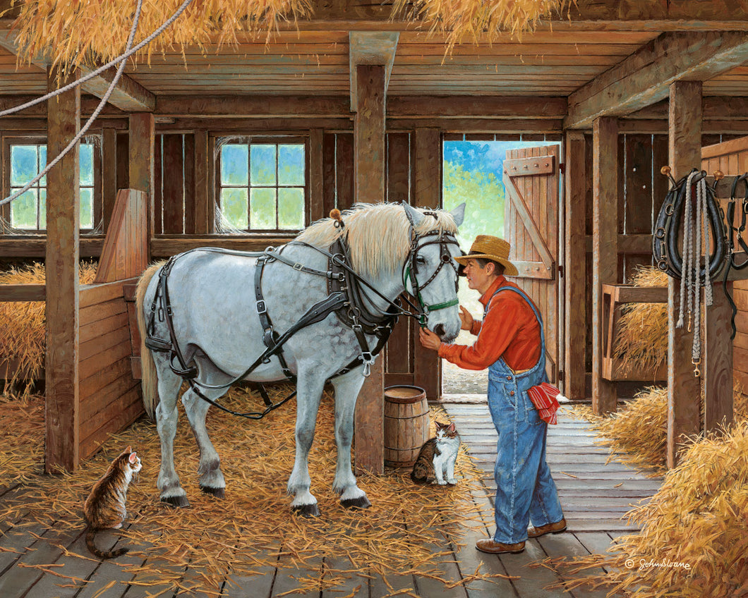 Sweet Talk - Puzzle by John Sloane