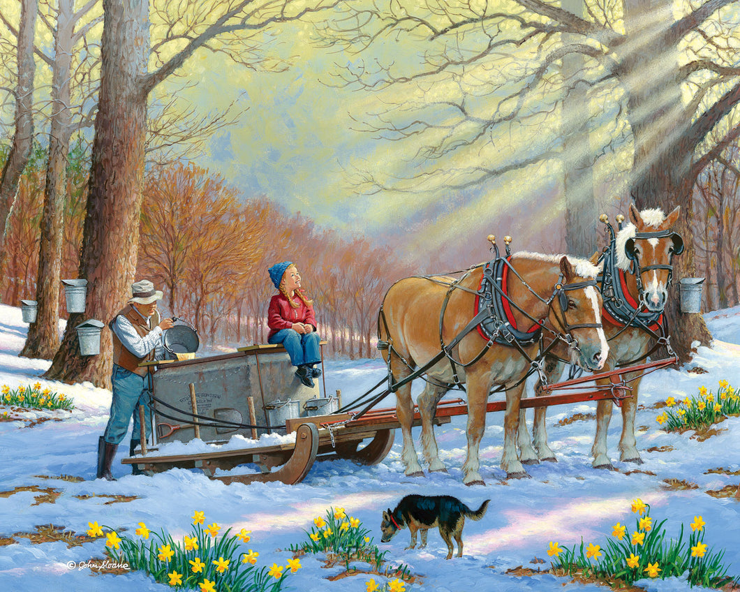 Sweetness and Light - Puzzle by John Sloane