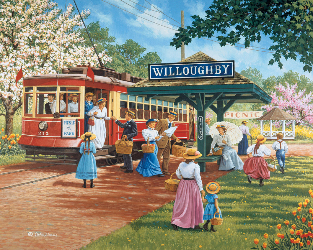 Trolley Picnic