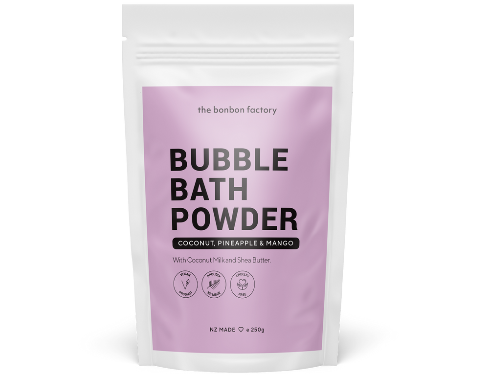 Bubble Bath Powder | Bonbon