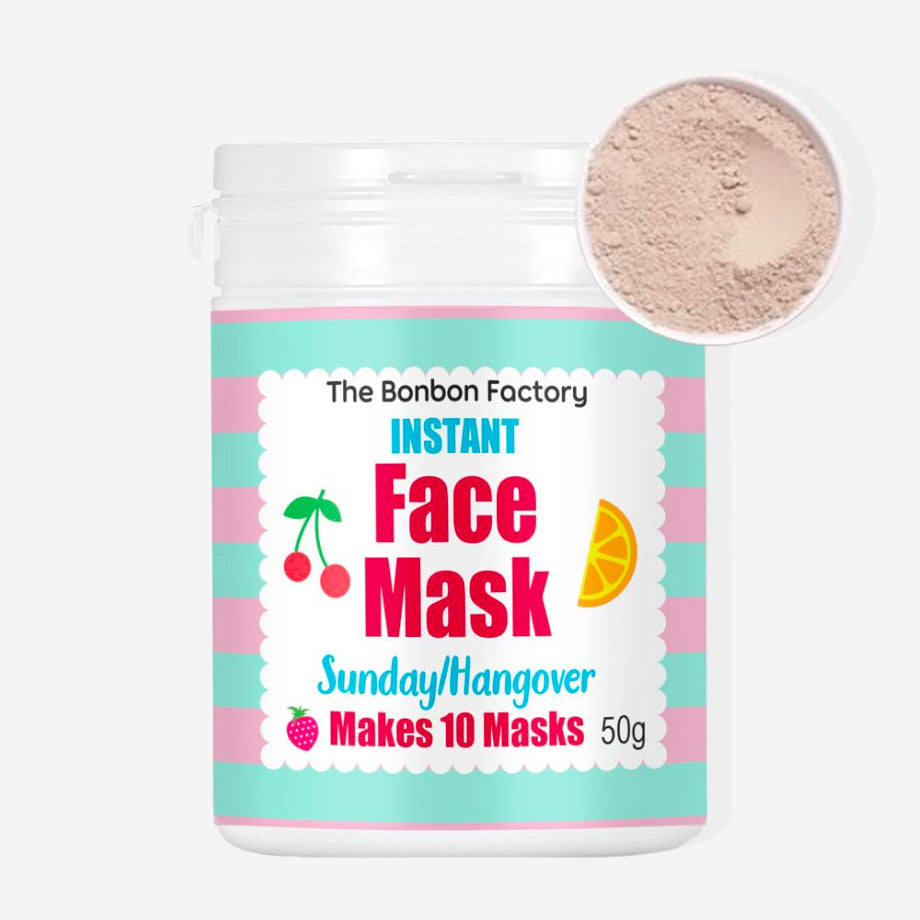 Sunday Hangover | Face Mask