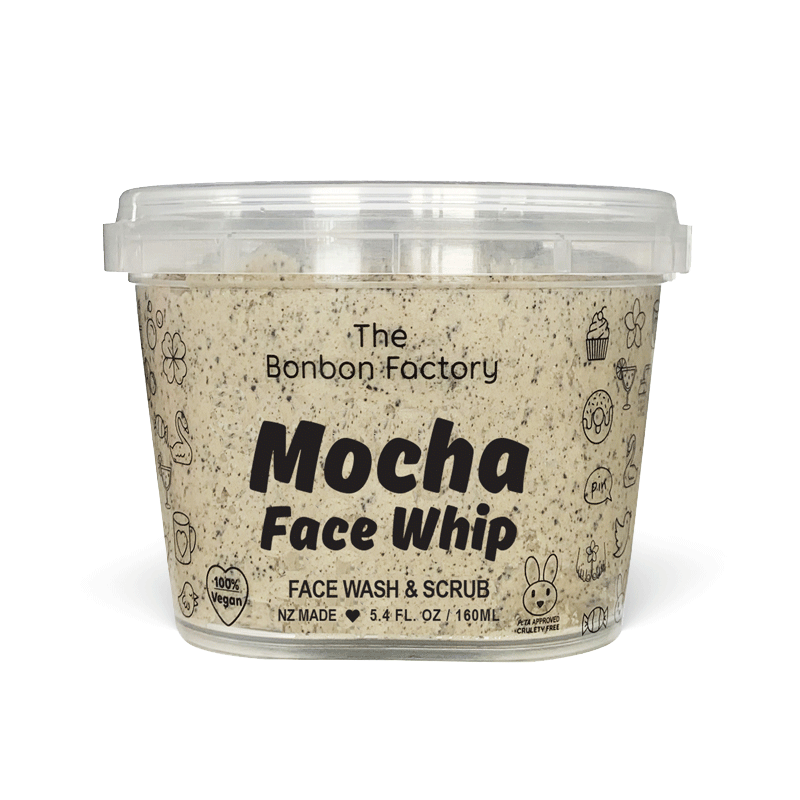 Load image into Gallery viewer, Mocha Face Whip |The Bonbon Factory