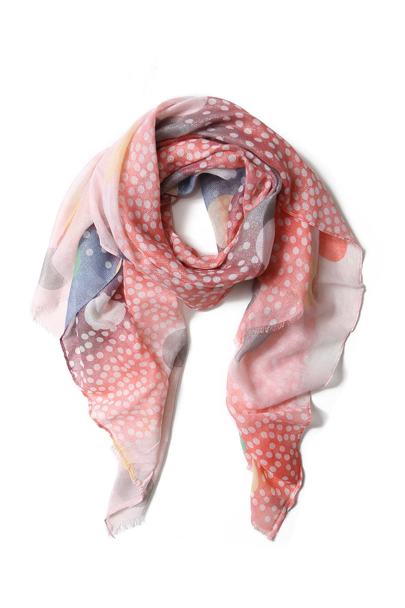 Juliana Scarf Multi Colour
