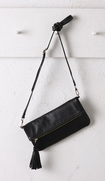 Olivia Clutch In Black
